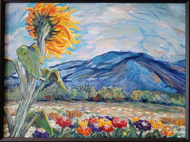 Tom Sunflower